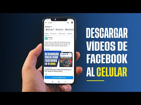 Cómo descargar vídeos de Facebook desde mi celular / 📱 Sin Aplicaciones