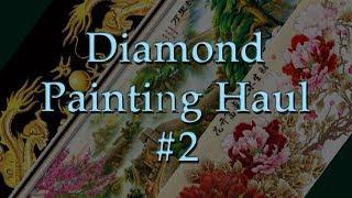 Mostly Diamond Painting Haul!