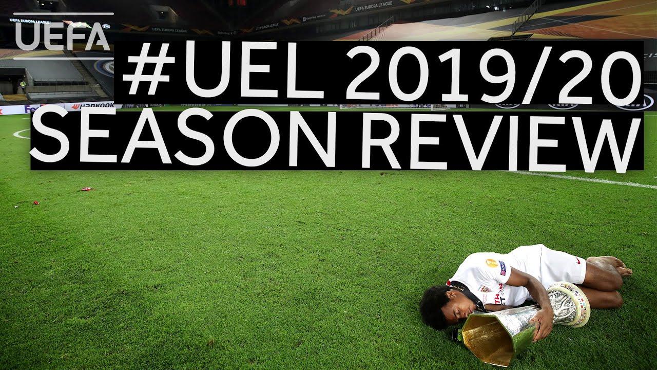 uefa europa league 2019 20 season review youtube uefa europa league 2019 20 season review