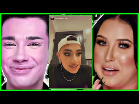 James Charles CANCELS Jaclyn Hill Holiday Collection thumbnail