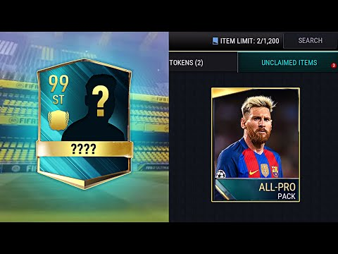 50K ALL PRO PACK! - FIFA MOBILE (#FIFA17)