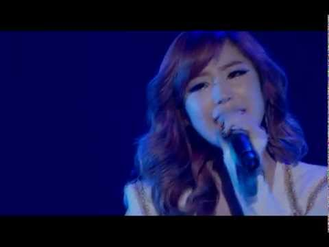 120308 시크릿 Secret My Boy live (Japan Tour)
