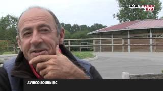Paris-Turf TV - Tour de cour : François Nicolle
