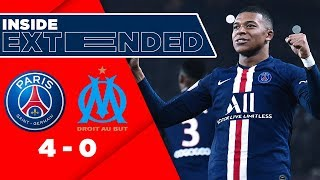 INSIDE [EXCLUSIVE FOOTAGE] 🎬 - PARIS SAINT-GERMAIN vs MARSEILLE