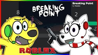 BREAKING POINT - Funny Moments! - Roblox With Friends 5