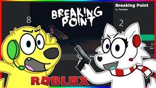 PUNTO DE BREAKING - Momentos divertidos! - Roblox con amigos 5