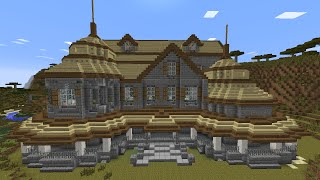 Лучший механический дом в майнкрафт 2 - Постройки Анфайни - Minecraft