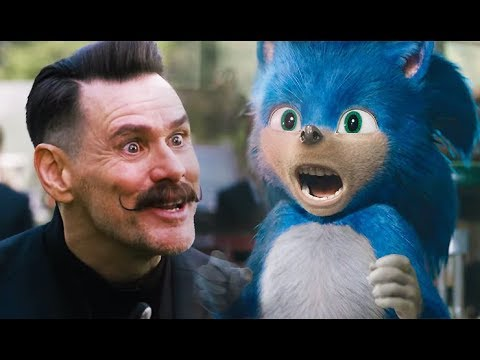 Hollywood Movies HD - Sonic Official Trailer Movie