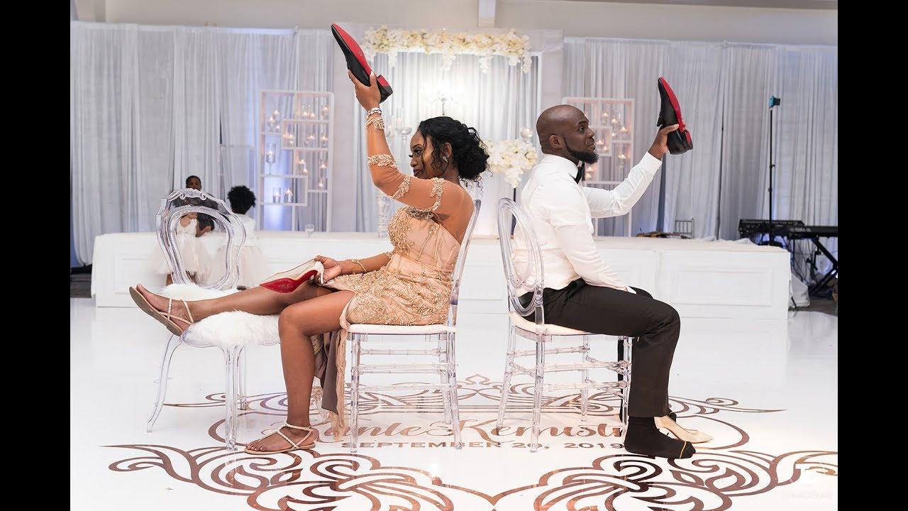 Kunle + Kemi's Wedding Day