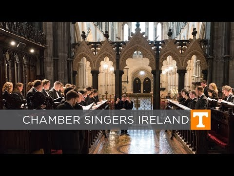 UT Chamber Singers At Christ Church Cathedral