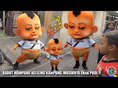Badut Mampang JoGeT Lucu BanGeT!! ⚫🎼 Musiknya Paling Enak 👍