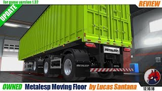 """[""""Euro Truck Simulator 2"""", """"mods"""", """"owned trailer mod"""", """"Owned Metalesp Moving Floor"""", """"by Lucas Santana""""]"""