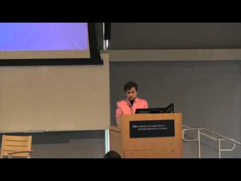 A Future Free from Fear: Christiana Figueres, Executive Secretary UNFCCC