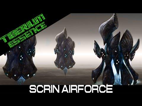 Tiberium Essence - Scrin Airforce