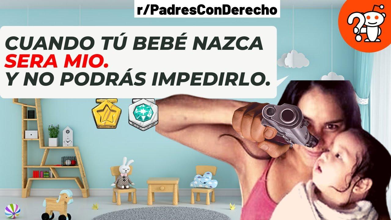 MADRE CON DERECHO EXIGE A MI BEBE CUANDO NAZCA 😰🤔 - Madre con derecho Reddit (Resubido)
