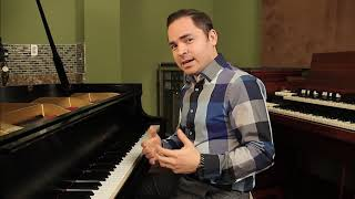 Sergio González   Tutorial de Piano (Cuan bello es el Señor).