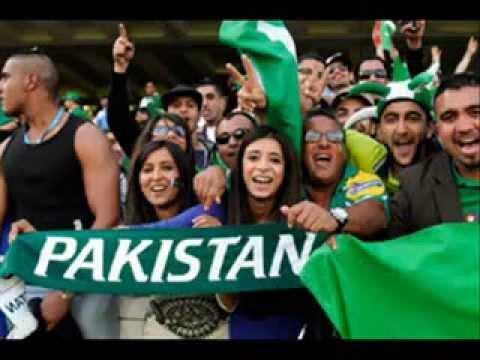 Jeet ki Lagan song dedicate to Pakistan cricket team
