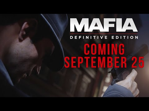Mafia: Definitive Edition - Coming August 28