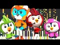 IMPOSSIBLE REMIX - Top Wing Theme Song - Piano Cover