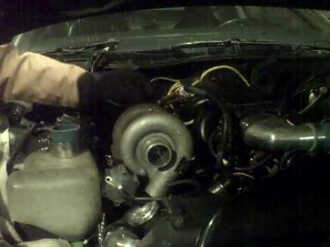 1984 Camaro Engine 1 - Camaro Turbo Swap Part - 1984 Camaro Engine 1