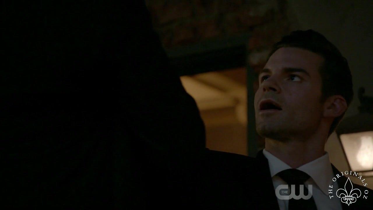 Download The Originals 4x06 Elijah kills Dominic