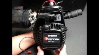 Zenoah G260RC1 26cc gas 2-stroke RC engine