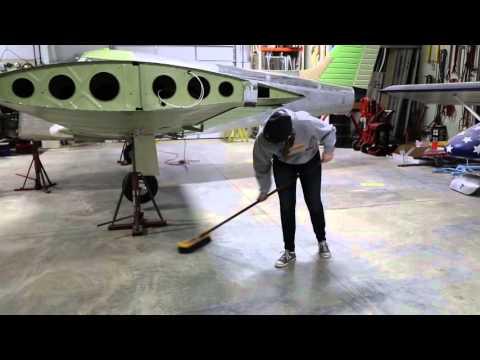Airframe Components 1969 Piper PA28R Refurbish Pt.3