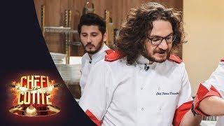 Chef Florin Dumitrescu, scos din sarite de George