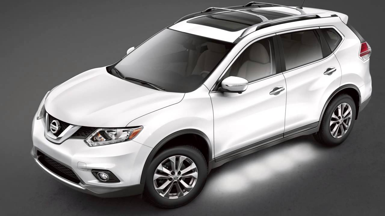 2016 Nissan Rogue All Wheel Drive Awd If So Equipped