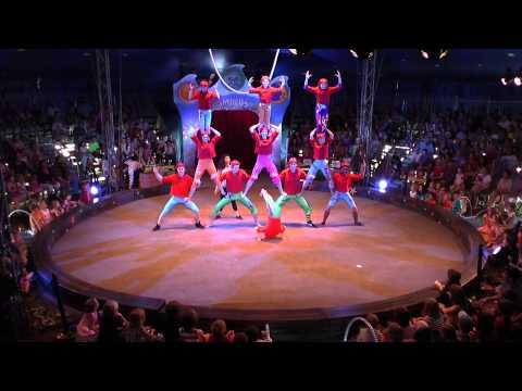 Circus Smirkus 2014 Big Top Tour: Teaser Trailer