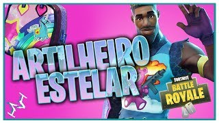 FORTNITE-PLAYING WITH THE NEW STAR SCORER SKIN! WITH VICTORY STILL!