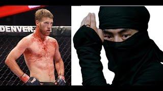 MMA V Ninjutsu - Nasty Stuff!