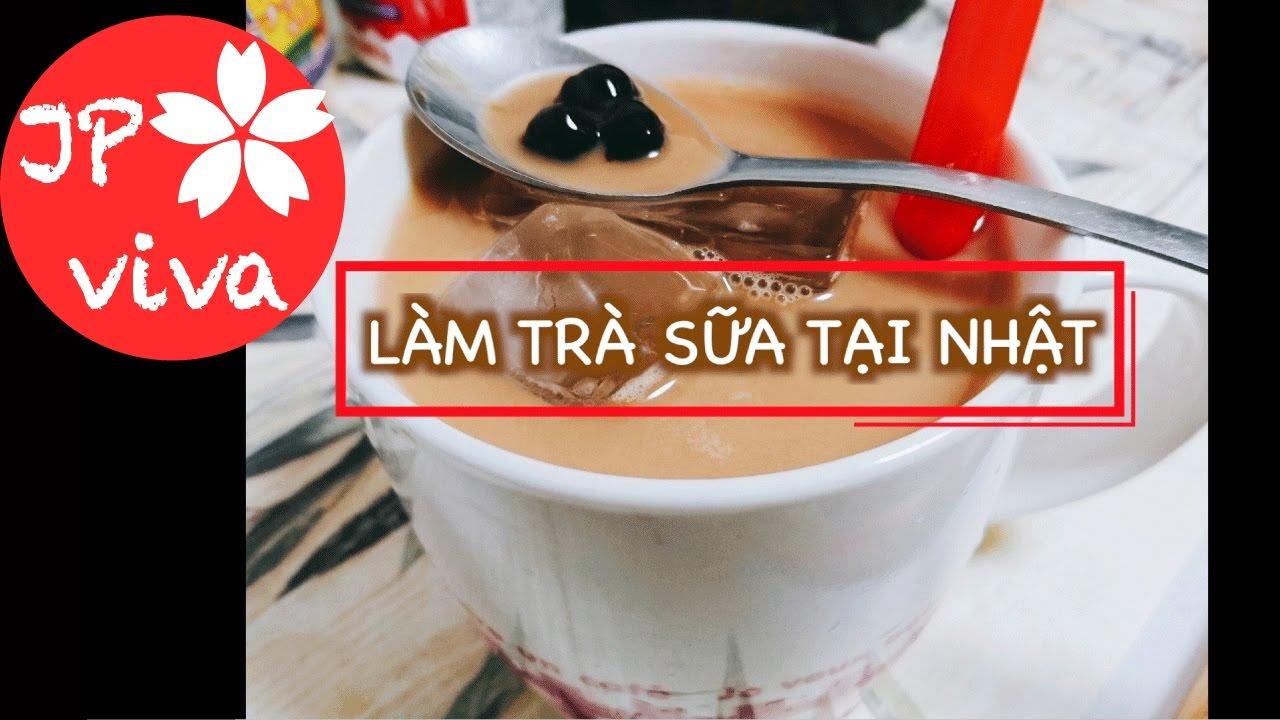 [JP viva] Clip 2: Trà sữa ở Nhật || Bubble tea in Japan
