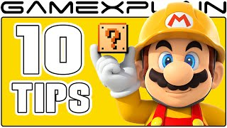 10 Super Mario Maker Tips & Tricks