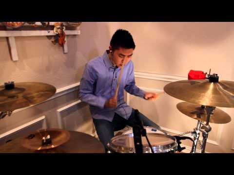 Love Goes On - Hillsong Young & Free (Drum Cover)