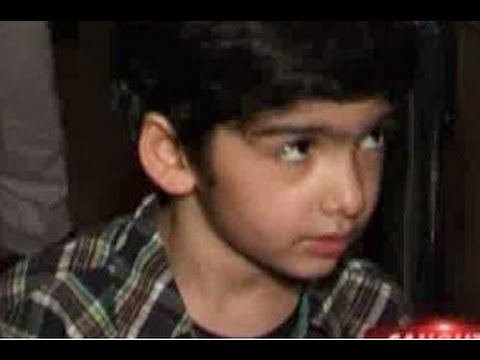 Akshay Kumar's son Aarav hides from the media
