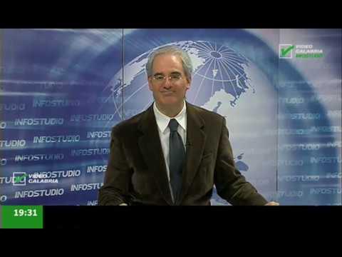 InfoStudio il telegiornale della Calabria notizie e approfondimenti - 12 Febbraio 2020 ore 19.1