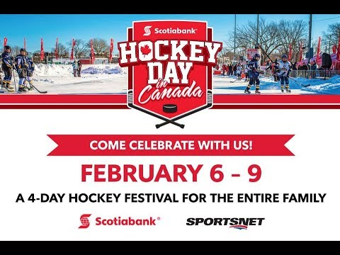 Scotiabank Hockey Day in Canada News Conference from Swift Current