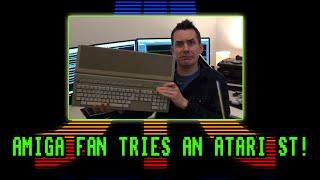 Atari ST (1989) Computer System Review