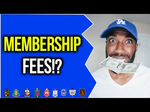 WHAT HAPPENS TO YOUR MEMBERSHIP FEES! | NPHC ADVICE | COREY JONES