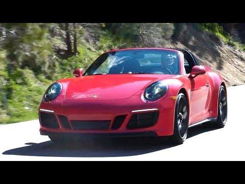 2017 Porsche 911 GTS - First Look