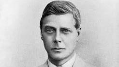 SWR 11.12.1936: König Edward VIII. von Großbritannien dankt ab