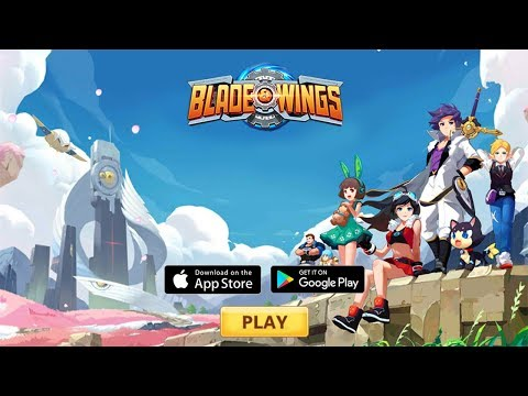 Blade Wings Future Fantasy 3D Anime MMORPG Game 1 8