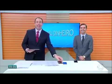 Bitcoin   Reportagem na TV RECORD MS