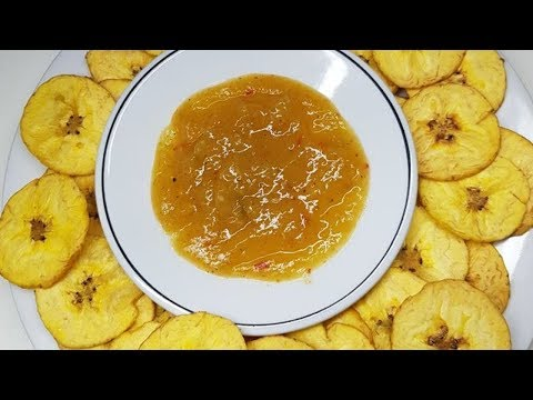 Plantain Chips step by step Video Recipe II Real Nice Guyana (HD)