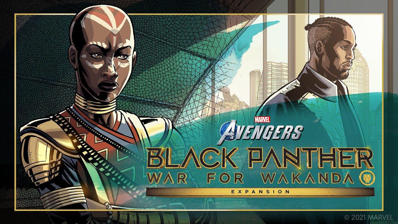 Road to Wakanda: Children of T'Chaka | Marvel's Avengers