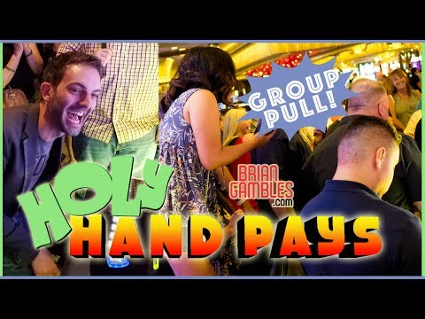 💰💰💰 MONSTER Group Slot Pull ✦ HOLY HAND PAYS!! ✦ Join at BCSlots.com