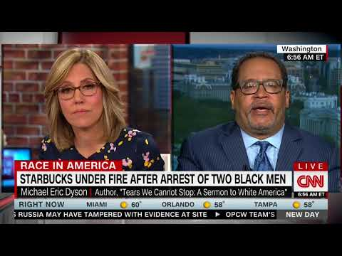MICHAEL ERIC DYSON FULL INTERVIEW WITH ALISYN CAMEROTA - NEW DAY (4/17/2018)