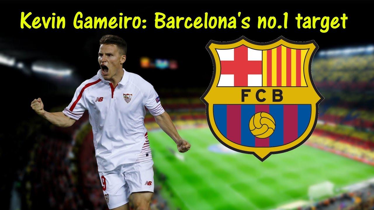 جاميرو قريباً لاعباً في برشلونة