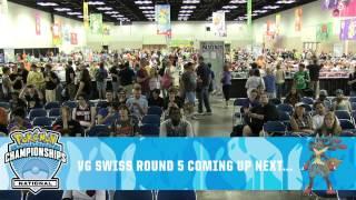 Pokémon VGC 2014 US National Championships | Part 3 Ray Rizzo vs Adib Alam